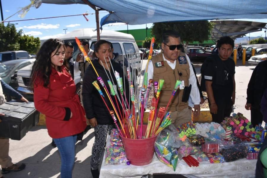 Protección Civil de Soledad en SLP, inicia