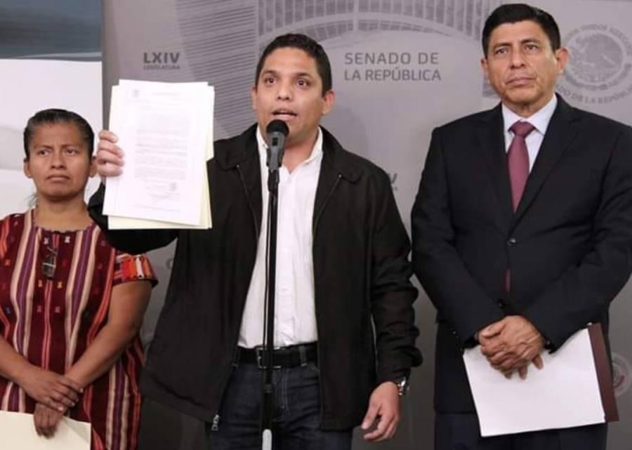 Piden a FGR atraer asesinato del presidente municipal de Jalapa de Díaz