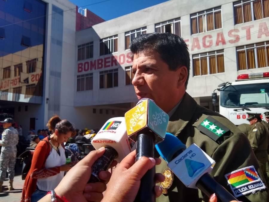 Bolivia pide a México entrega de refugiados