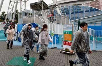 Tokio lleva adelante simulacros antiterrorismo con perros entrenados pensando en Juegos 2020