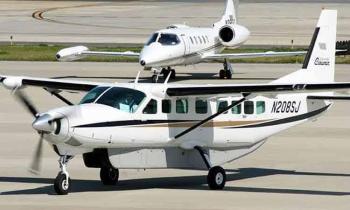 Avión se pierde tras despegar de aeropuerto de Hermosillo