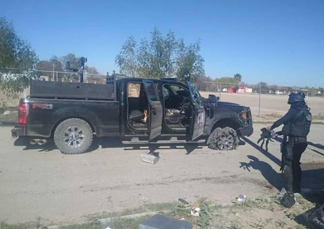 Atacan a policías de Frontera y Monclova, en Coahuila