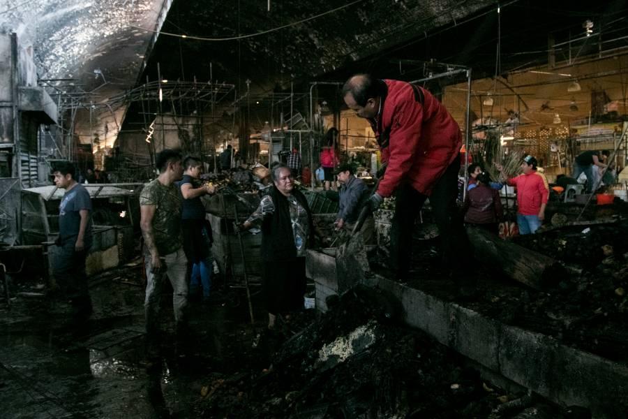 Alcalde de VC descarta que pirotecnia ocasionara incendio en La Merced
