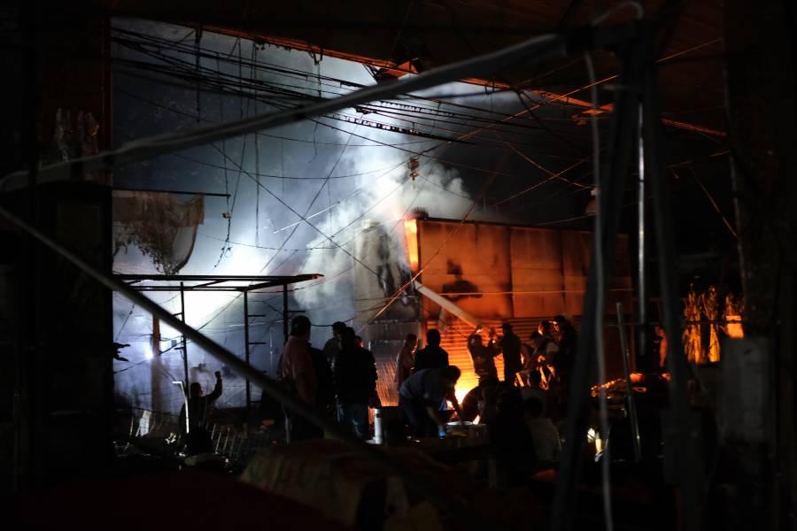 Incendio en La Merced deja al menos un muerto; PGJ investiga