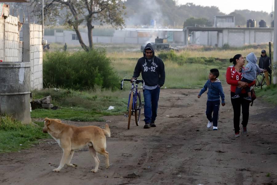 Desalojan a mil 200 personas por fuga de gas... falsa