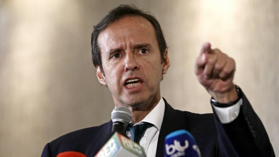Delegado presidencial Quiroga llama cínico a AMLO