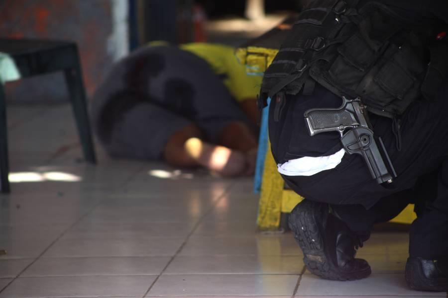 Reportan más de 190 homicidios en el país en solo 7 días
