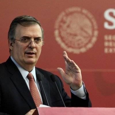Ebrard pide unidad ante insultos al presidente