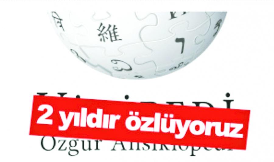 Justicia turca declara  ilegal bloqueo de Wikipedia