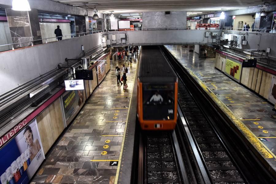 Anuncian agencia que investigará robos en Metro y Metrobús
