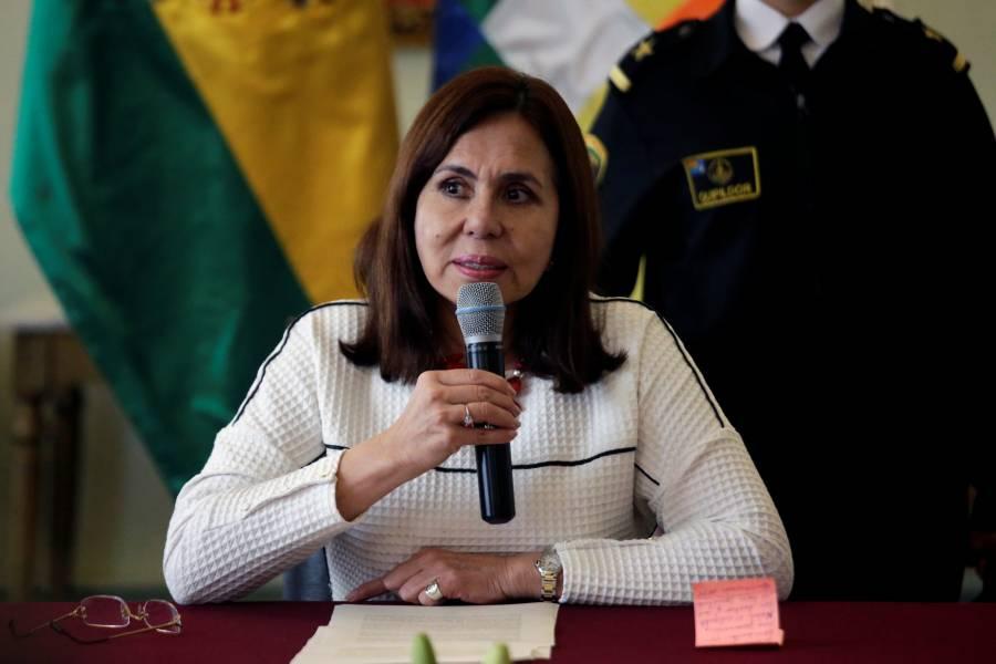 Canciller de Bolivia dialogará con Marcelo Ebrard