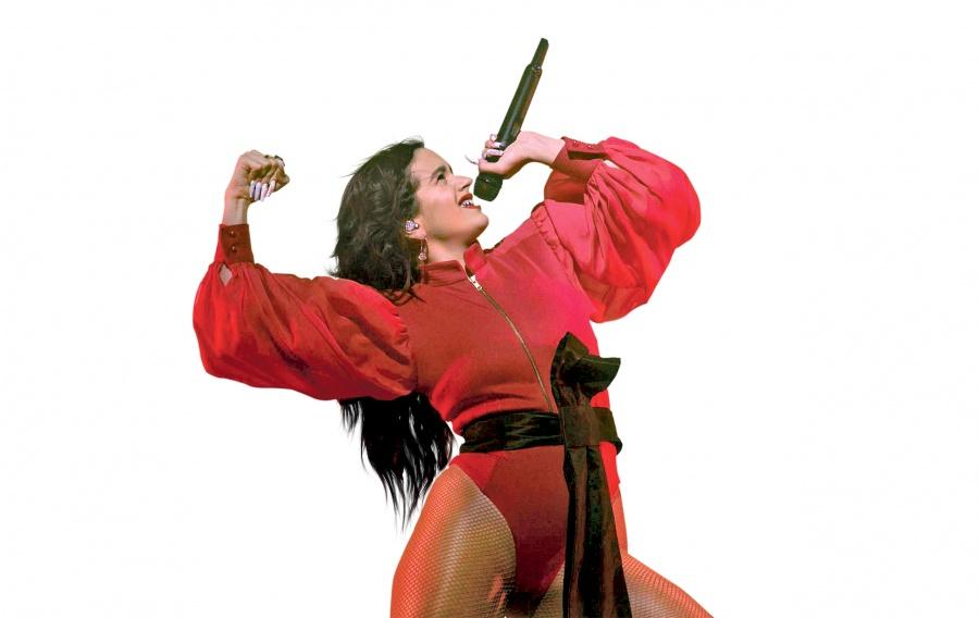 El pop flamenco de Rosalía conquistó el 2019