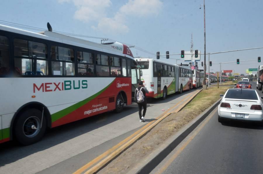 Anuncian incremento en Mexibús y Mexicable