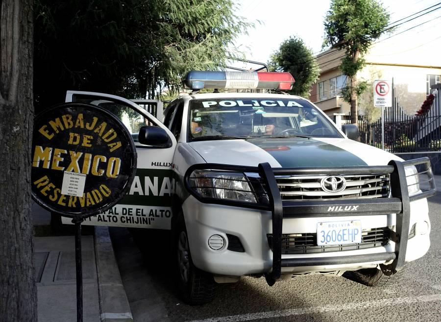 Vigilancia es para proteger, dice Bolivia