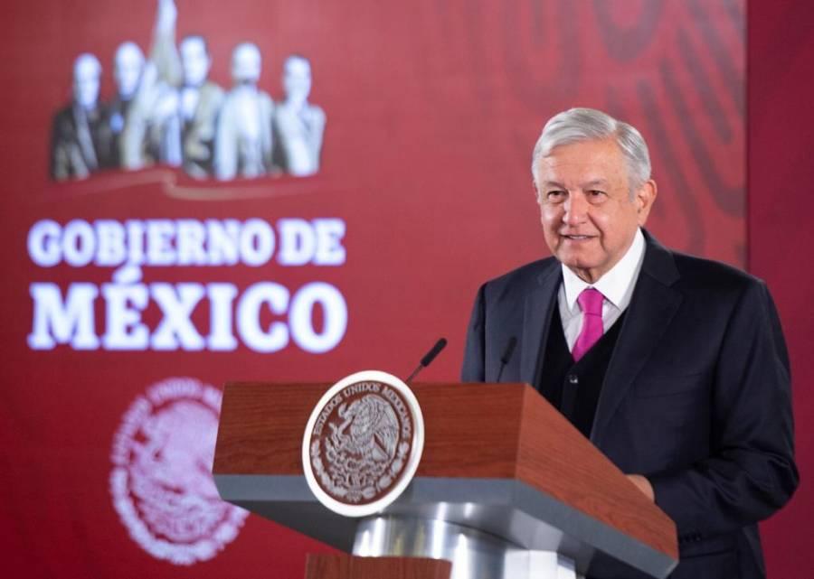 Llama AMLO a la sensatez en asedio a Embajada en Bolivia;