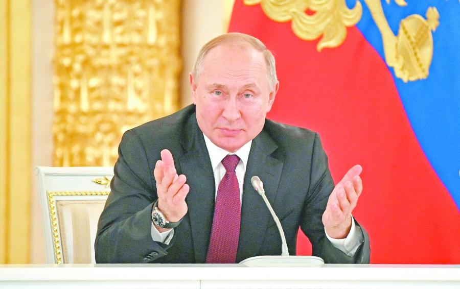 Putin da primer paso  para cerrarse al mundo