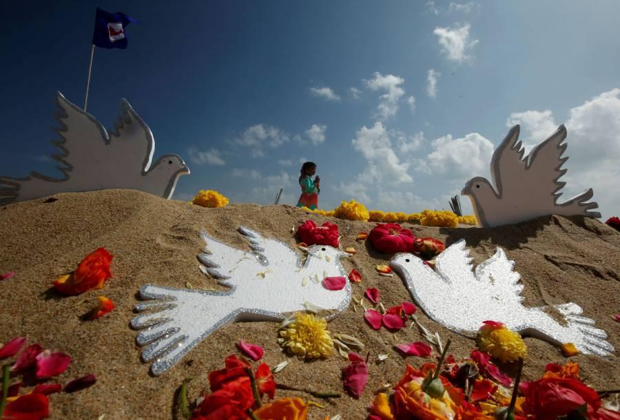 Asia recuerda el tsunami que mató a 230 mil personas
