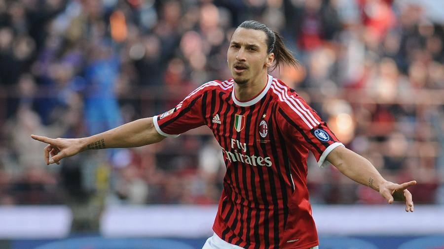 Milan alista el regreso de Zlatan Ibrahimovic