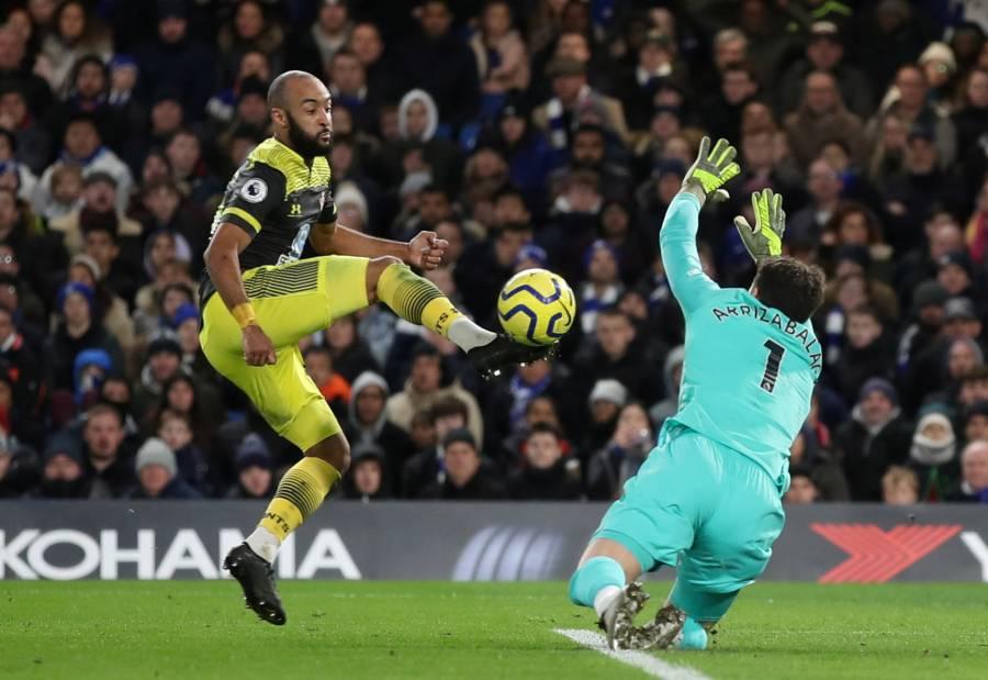 Chelsea cae ante el Southampton en el Boxing Day