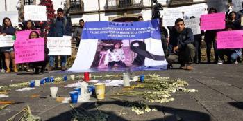 Estudiantes de Chapingo exigen justicia para Nazaret