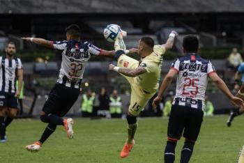 Aquí podrás ver la final de ida entre Monterrey vs América
