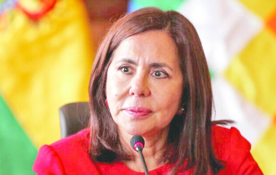 ...Y Canciller de Bolivia condiciona el diálogo