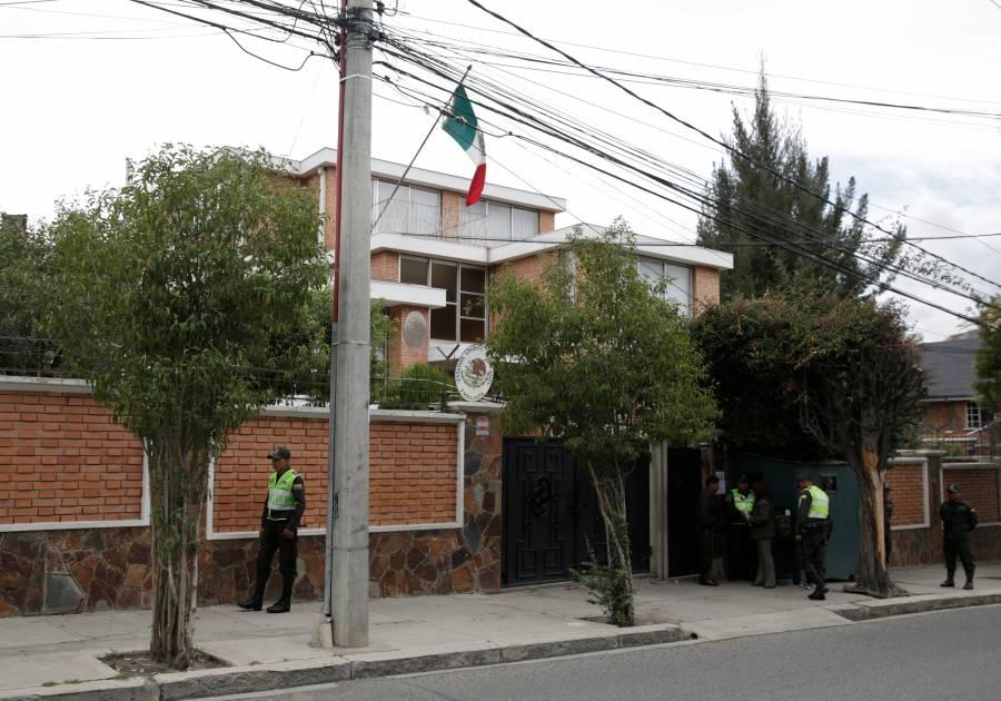 Cónsul de España, agredido en la Residencia de México en Bolivia