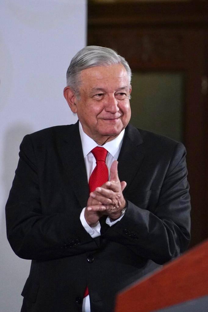 AMLO recibirá Año Nuevo en Palenque