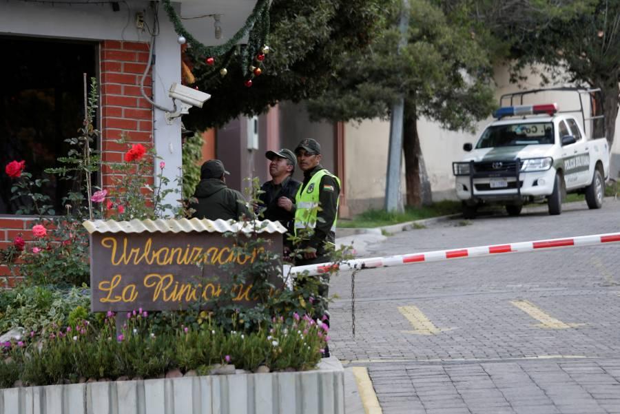 España investigará sucesos en Residencia de México en Bolivia