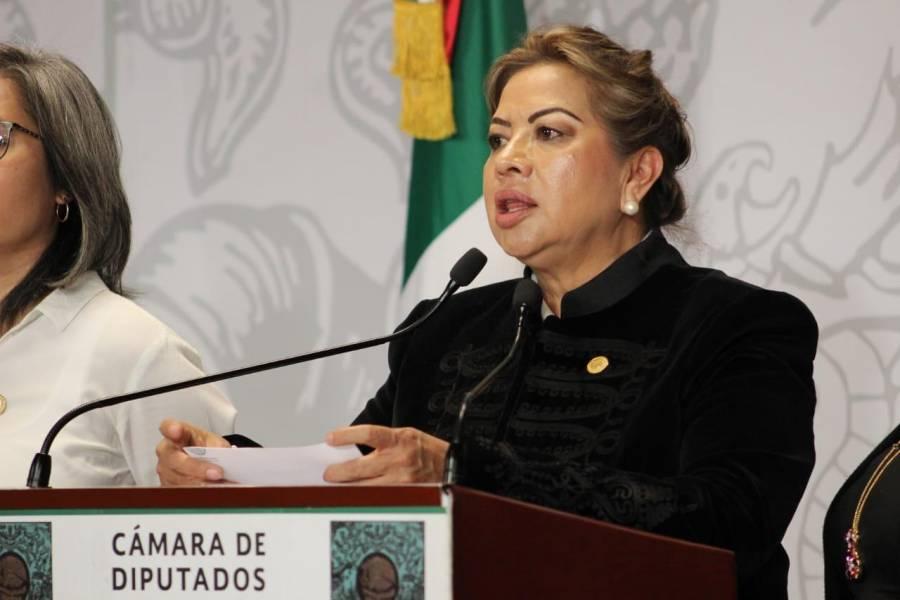 Senado debe realizar periodo extraordinario para aprobar reformas a una vida libre de violencia, exhorta Almaguer Pardo