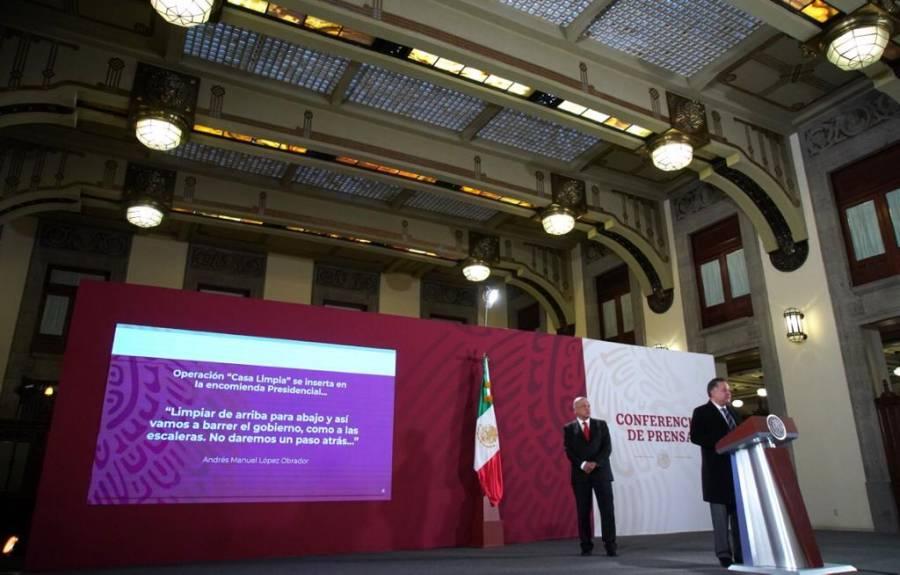 Detalla UIF triangulación de recursos de García Luna