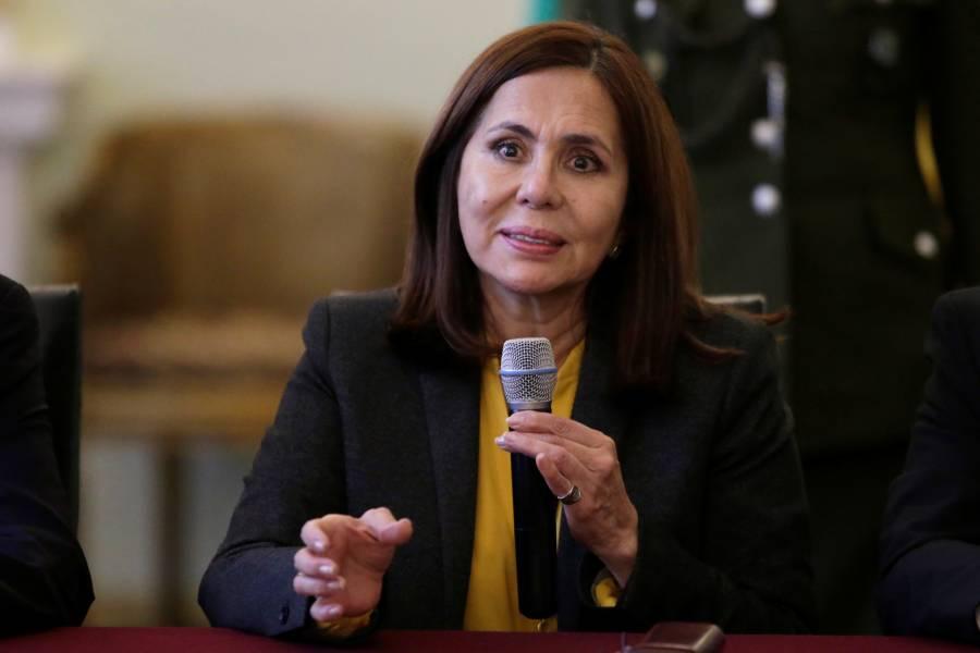 Eventos en Embajada de México es un atropello de España: Karen Longaric