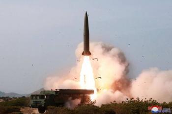 Cadena japonesa informa por error lanzamiento de misil norcoreano