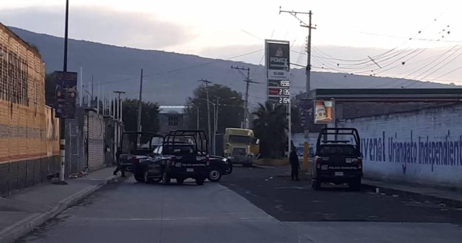 Ataque a gasolinería en Guanajuato deja como saldo 6 muertos