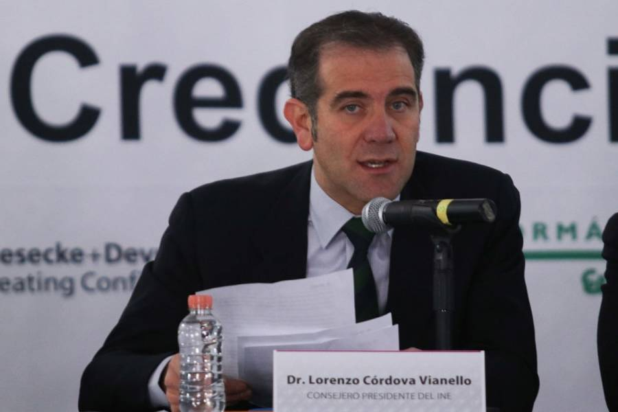 En 2020, INE seguirá demostrando su solidez institucional: Lorenzo Córdova