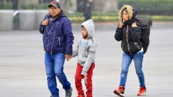 Ambiente gélido por frente frío 26 se mantendrá en país
