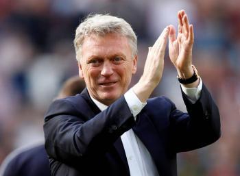 David Moyes, nuevo técnico del West Ham