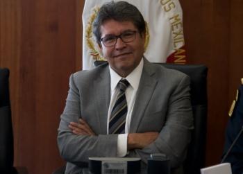 Morena, vehículo para cambiar régimen: Monreal