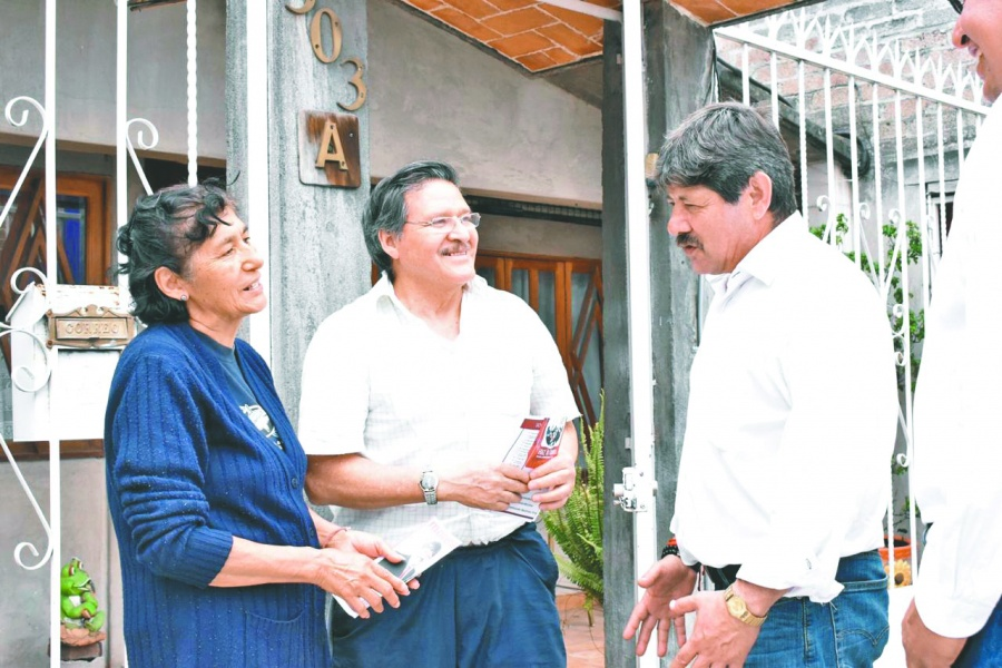 Aprueba Congreso iniciativa  del alcalde Martínez Vite