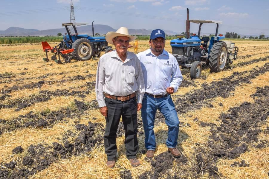 Impulsa Agricultura producción sustentable ante efectos de cambio climático