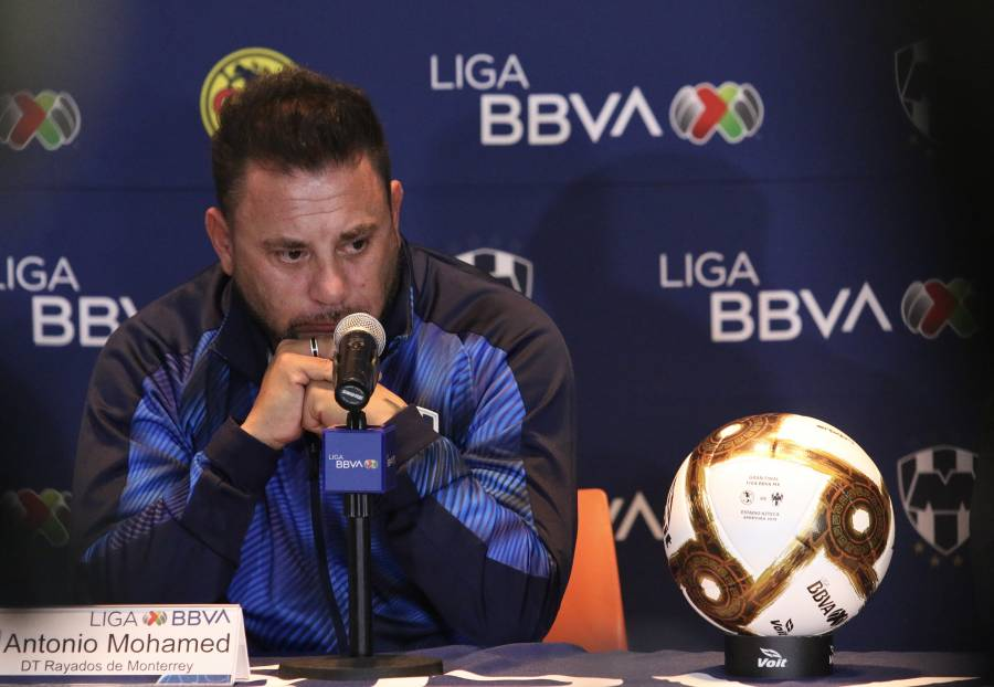 Está Mohamed en la lista de los principales entrenadores de la Liga MX
