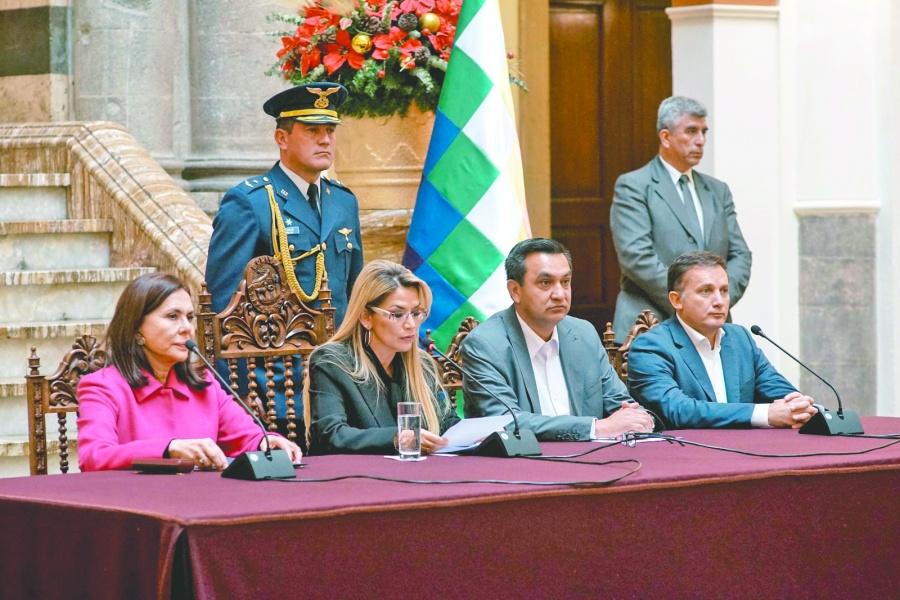Bolivia expulsa a embajadora mexicana; SRE instruye regreso