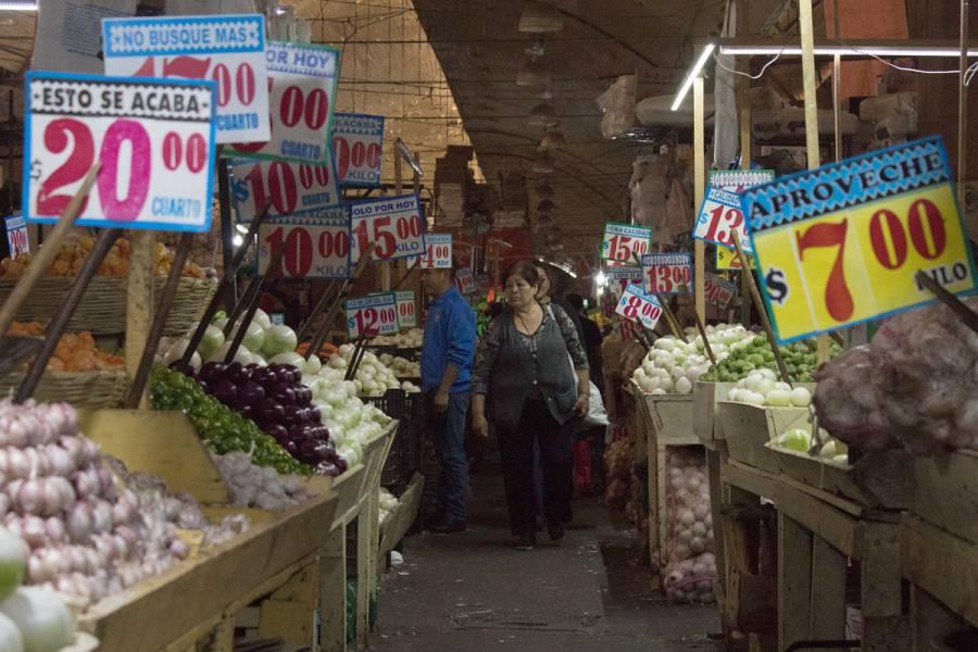 Revisan instalaciones eléctricas en mercados y romerías de Tlalpan
