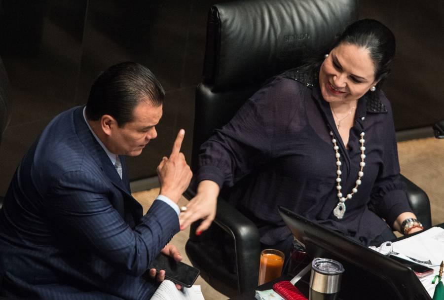 Senado lamenta actitud de gobierno boliviano frente a embajadora Mercado