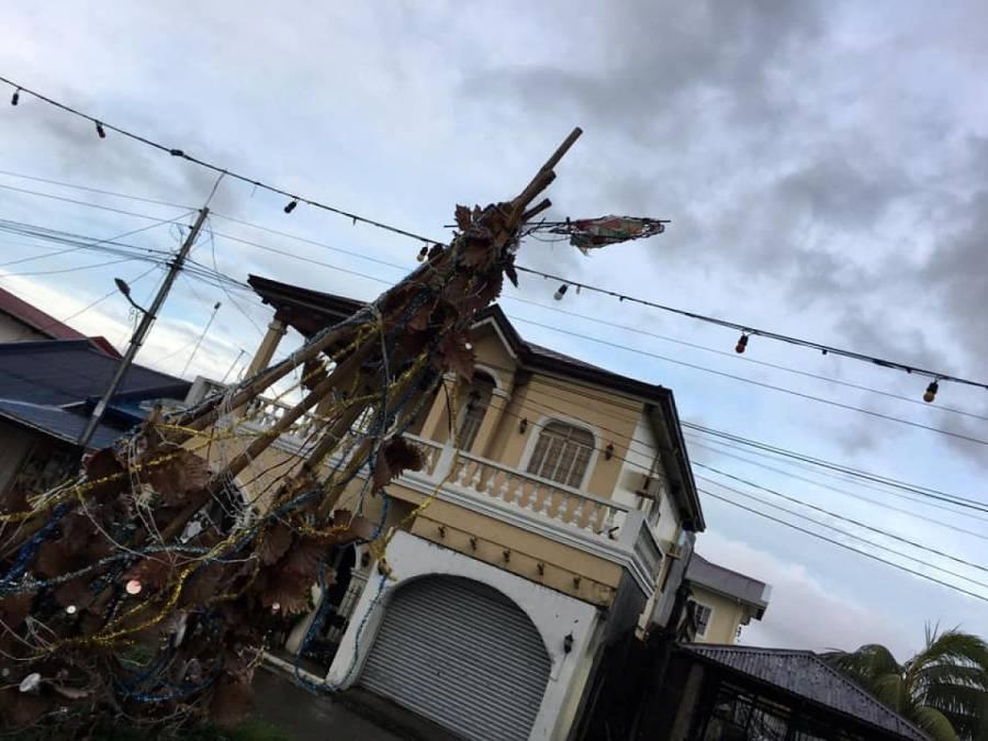 Suman 50 muertos por paso del tifón Phanfone por Filipinas