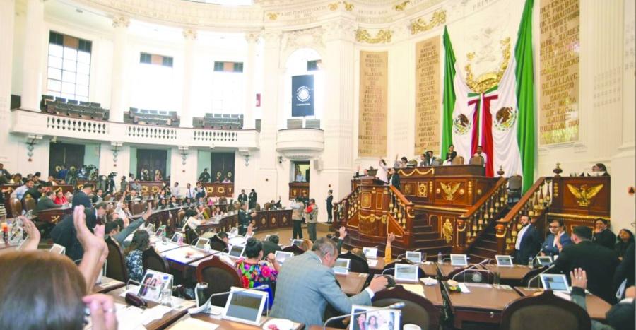En 10 años, Congreso CDMX avanza en pluralidad: Garrido