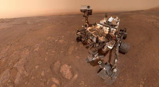 Listo para su búsqueda de vida en Marte, el Mars 2020: NASA