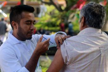 Ascienden a 127 los casos de varicela en albergue de migrantes de Ciudad Juárez
