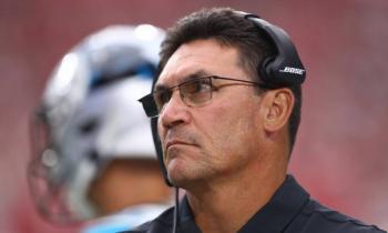 Ron Rivera, nuevo entrenador en jefe de Redskins