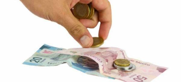 Aumento de 20 por ciento al salario mínimo otorga bases para el crecimiento